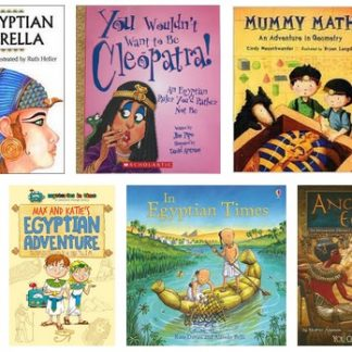 Egyptian Childrens Books